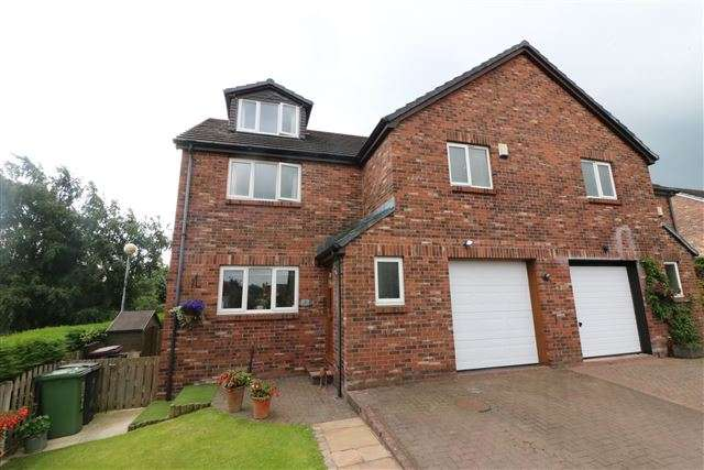 4 Bedrooms Semi Detached House for sale in Carlisle Road, Brampton, Cumbria, CA8 1ST