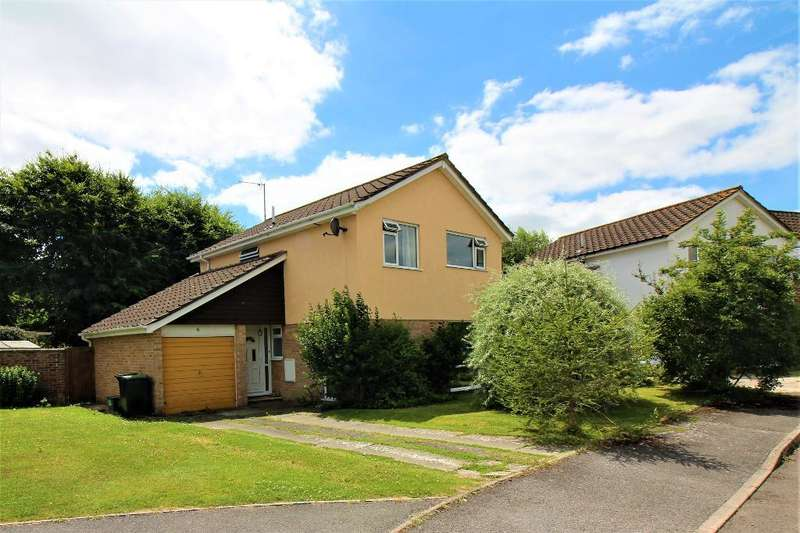 4 Bedrooms Detached House for sale in Romulus Close, Dorchester, Dorset, DT1 2TH