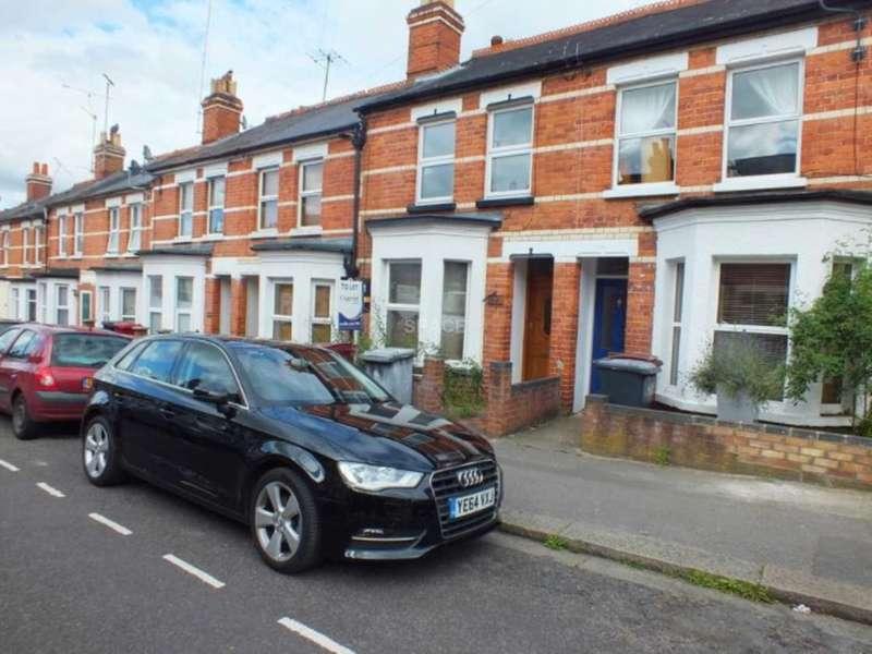 4 Bedrooms Terraced House for rent in Belmont Road, Reading, Berkshire, RG30 2UY