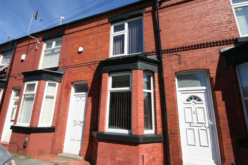 2 Bedrooms Terraced House for sale in Newling Street, Birkenhead