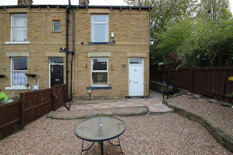 2 Bedrooms End Of Terrace House for sale in Princess Street, Batley, West Yorkshire, WF17