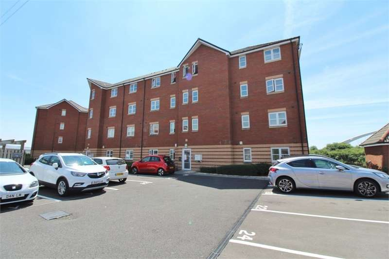 2 Bedrooms Apartment Flat for sale in Amelia Way, Newport, NP19