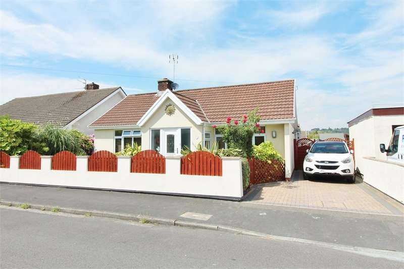 3 Bedrooms Detached Bungalow for sale in Dorset Crescent, Newport, NP19