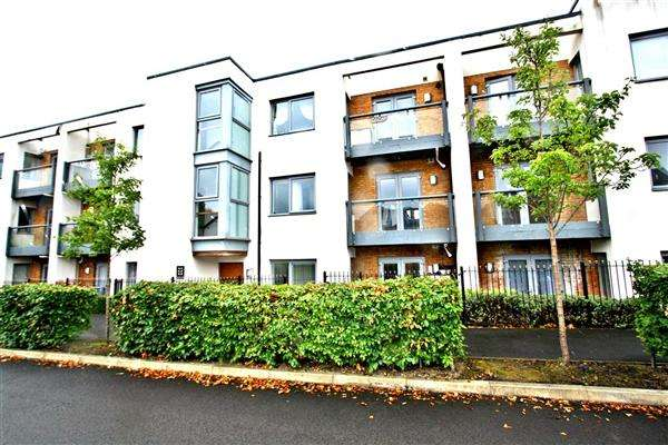 2 Bedrooms Apartment Flat for sale in Christie Lane, Salford