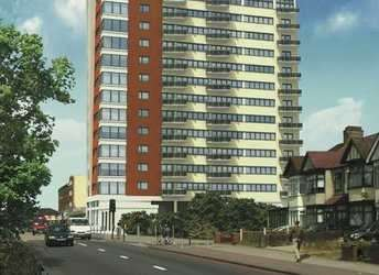 1 Bedroom Apartment Flat for sale in Eastern Avenue, Gants Hill, Gants Hill, Ilford