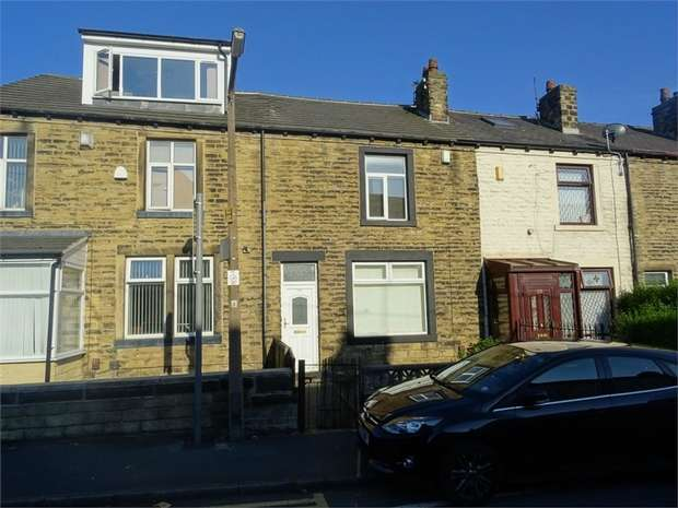 2 Bedrooms Terraced House for sale in Woodhall Road, Bradford, West Yorkshire