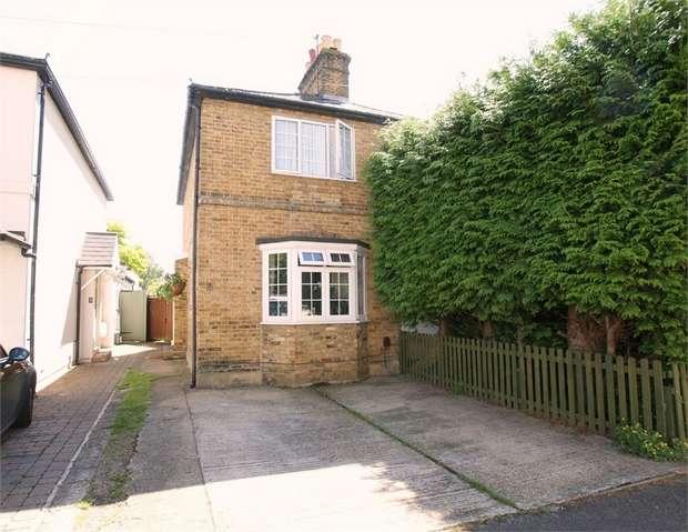2 Bedrooms Semi Detached House for sale in Green Lane, Hersham, WALTON-ON-THAMES, Surrey