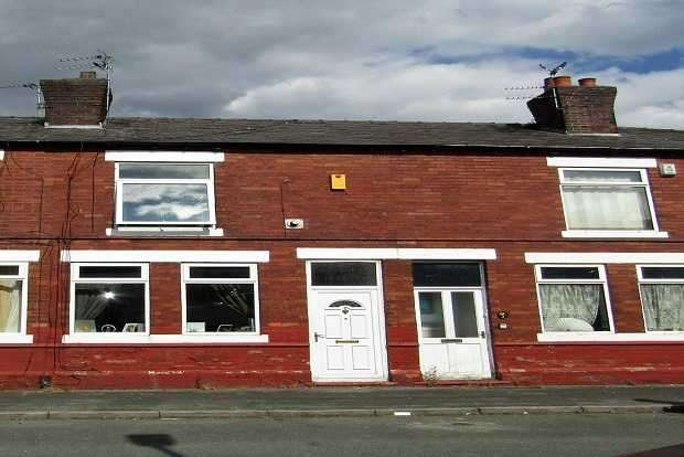 2 Bedrooms Terraced House for sale in Pickmere Street, Warrington