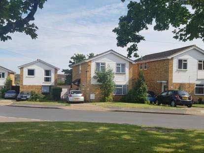 4 Bedrooms Detached House for sale in Halsey Drive, Hitchin, Hertfordshire, England