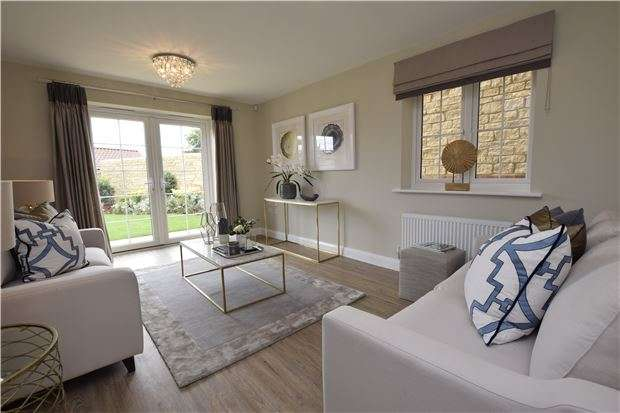 4 Bedrooms Detached House for sale in The Burford, Heath Rise, BRISTOL, BS30 8DD