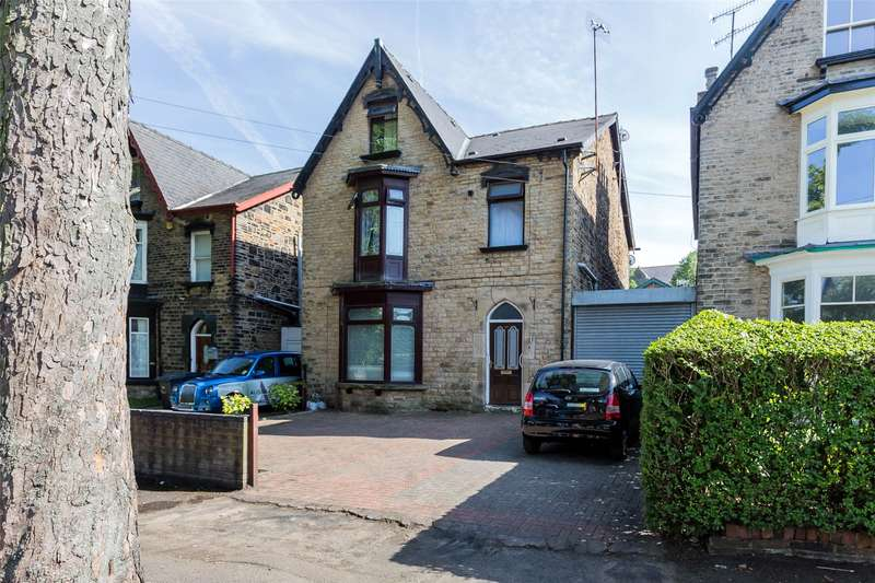 5 Bedrooms Detached House for sale in Chippinghouse Road, Nether Edge, Sheffield, S7