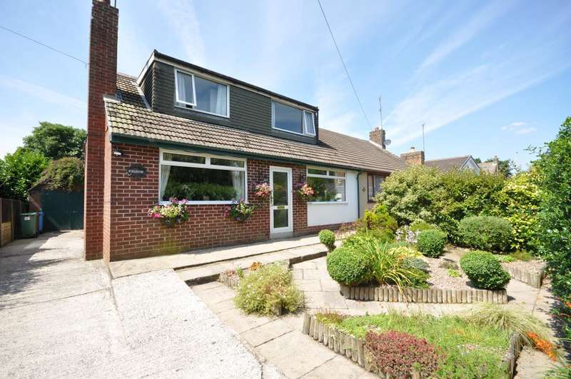 4 Bedrooms Semi Detached Bungalow for sale in Lower Lane, Freckleton, Preston, Lancashire, PR4 1JD