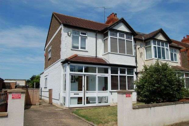 3 Bedrooms Semi Detached House for sale in Broadmead Avenue, Abington, Northampton NN3 2QX