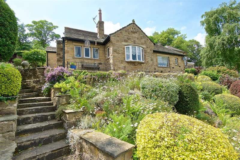 4 Bedrooms Detached Bungalow for sale in Bar House Lane, Keighley, BD20 6HQ