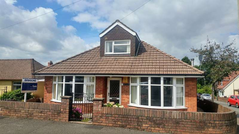 5 Bedrooms Detached Bungalow for sale in Underwood, Caerphilly