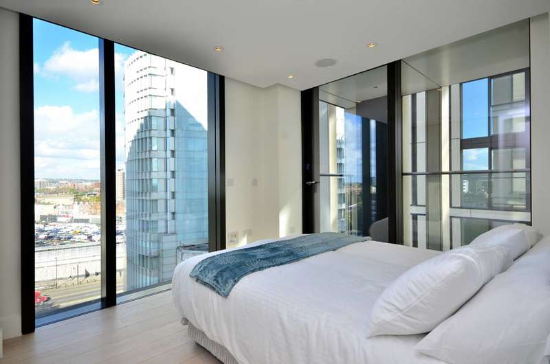 1 Bedroom Flat for sale in Merchant Square, Paddington, W2