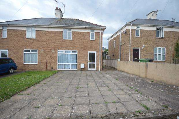 4 Bedrooms Semi Detached House for sale in Myrtle Road, St Thomas, Exeter