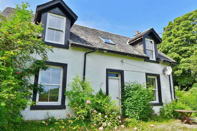 4 Bedrooms Cottage House for sale in Croc And Tim's Barn, Lamlash