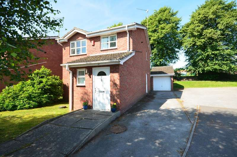 3 Bedrooms Detached House for sale in ****NEW**** Warrilow Close, Meir, ST3 7RJ