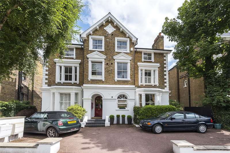 2 Bedrooms Flat for sale in Marlborough Road, Richmond Hill, TW10