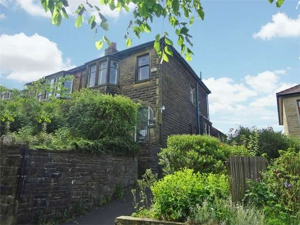 3 Bedrooms Semi Detached House for sale in Booth Road, Waterfoot, Rossendale, Lancashire