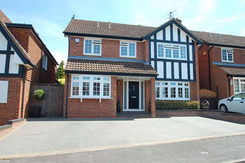 4 Bedrooms Detached House for sale in Deanacre Close, Chalfont St Peter, SL9