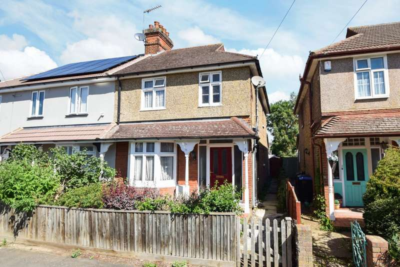 3 Bedrooms Semi Detached House for sale in Byways, Burnham, SL1