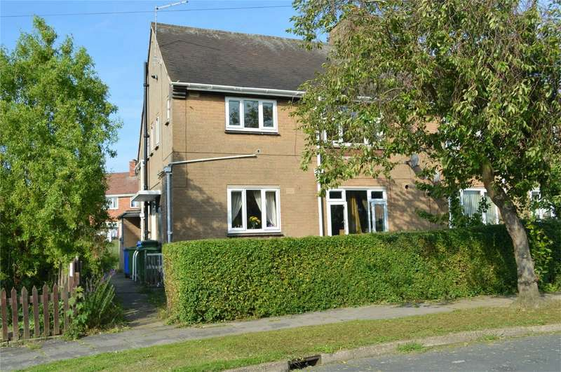 1 Bedroom Flat for sale in Whimbrel Avenue, HORNSEA, East Riding of Yorkshire