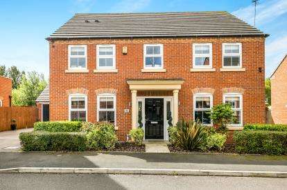 4 Bedrooms Detached House for sale in Tickford Bank, Widnes, Cheshire, Tbc, WA8