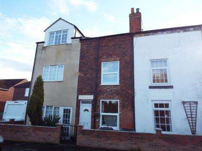 4 Bedrooms Terraced House for sale in Mansfield Lane, Calverton, Nottingham, Nottinghamshire