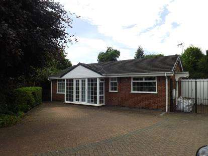 House for sale in Knights Close, Ashby-De-La-Zouch