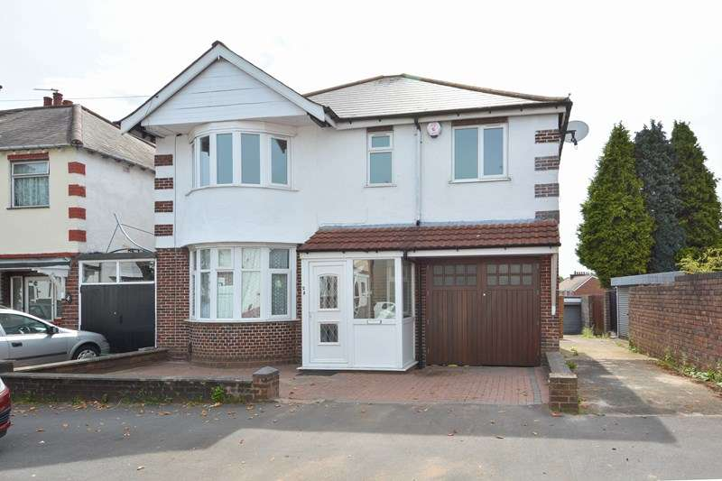 4 Bedrooms Link Detached House for sale in Brian Road, Smethwick