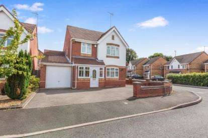 3 Bedrooms Detached House for sale in Grayling Close, Wednesbury, West Midlands