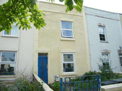 2 Bedrooms Terraced House for sale in Armoury Square, Easton, Bristol