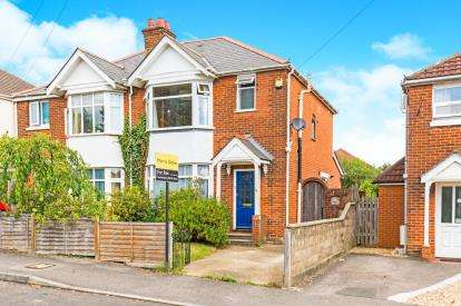 3 Bedrooms Semi Detached House for sale in Portswood, Southampton, Hampshire