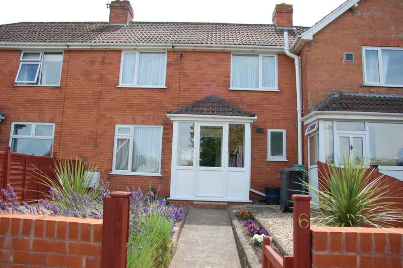 3 Bedrooms Terraced House for sale in Monks Close, Taunton
