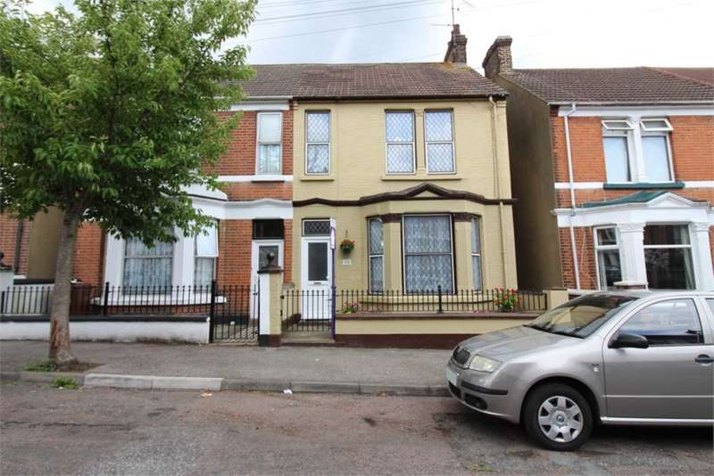 4 Bedrooms House for sale in Malvern Road, Gillingham