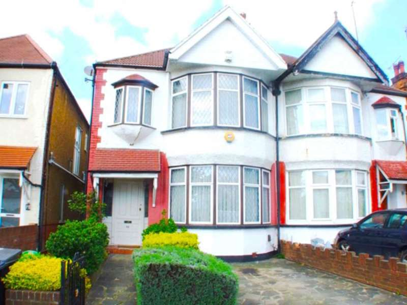 4 Bedrooms House for sale in Highfield Avenue, Golders Green