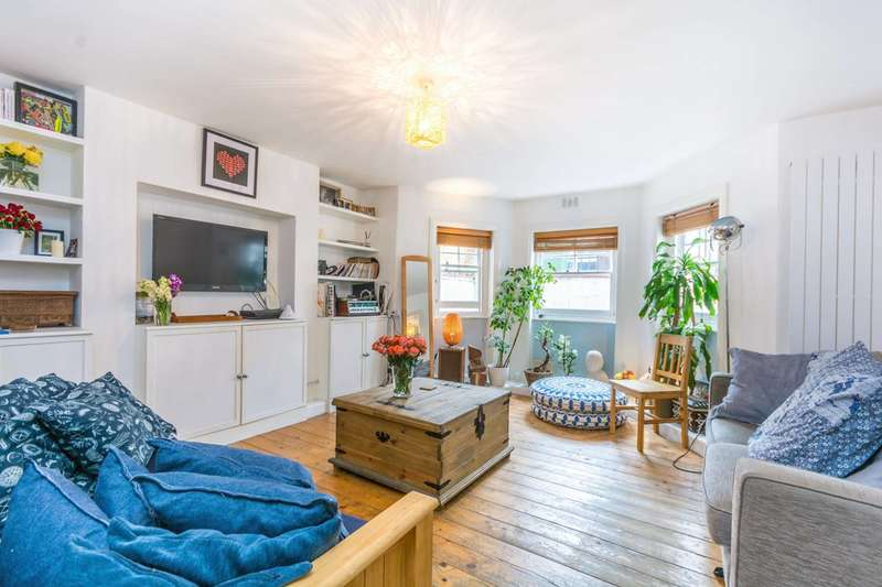 1 Bedroom Flat for sale in Chardmore Road, Upper Clapton, N16