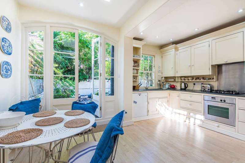 1 Bedroom House for sale in Portobello Road, Notting Hill, W11