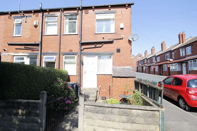 2 Bedrooms End Of Terrace House for sale in Henley Terrace, Leeds, West Yorkshire, LS13