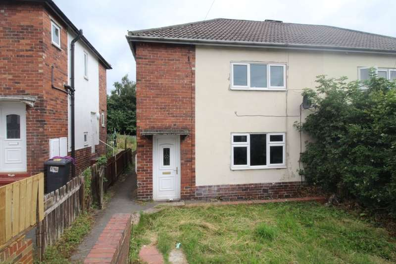 3 Bedrooms Semi Detached House for sale in Wilthorpe Avenue, Barnsley, S75