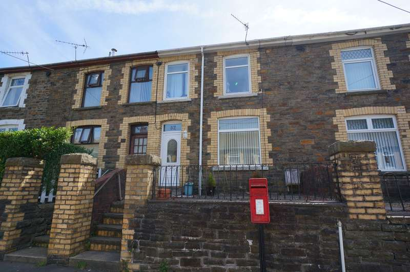 3 Bedrooms Terraced House for sale in North Road, Cross Keys, Newport, NP11