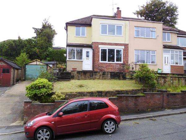 3 Bedrooms Semi Detached House for sale in Livesey Branch Road, Blackburn