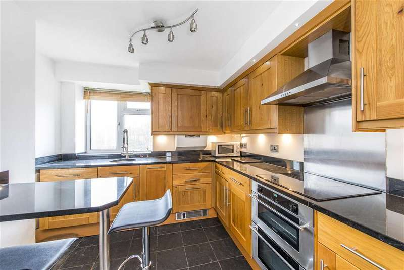 3 Bedrooms Apartment Flat for sale in Earlsfield Road