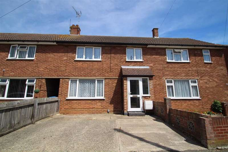 3 Bedrooms Terraced House for sale in Redwing Close, Ipswich