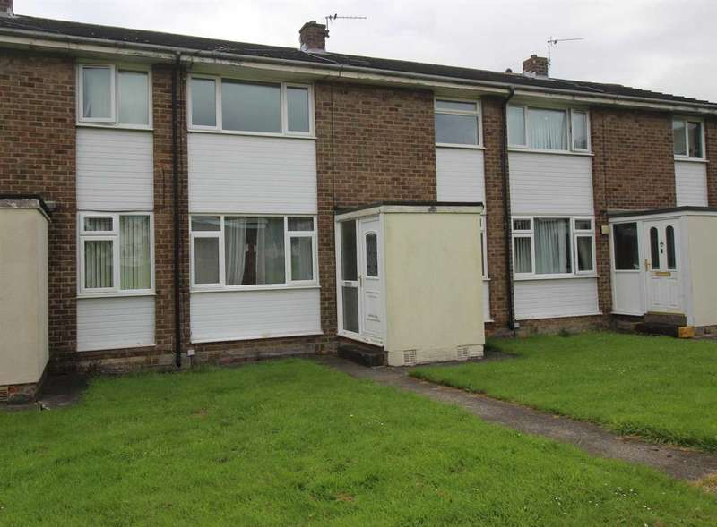 2 Bedrooms Terraced House for sale in Thornley Avenue, Mayfield, Cramlington