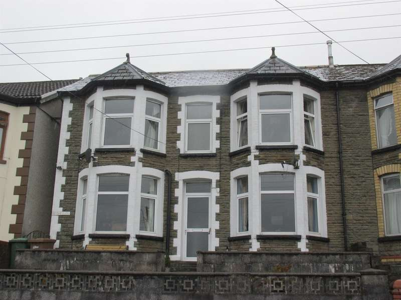 4 Bedrooms Semi Detached House for sale in Southend Terrace, Pontlottyn, Bargoed