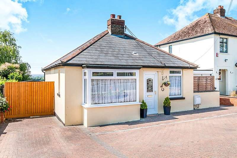 2 Bedrooms Detached Bungalow for sale in Canterbury Road West, Cliffsend, Ramsgate, CT12