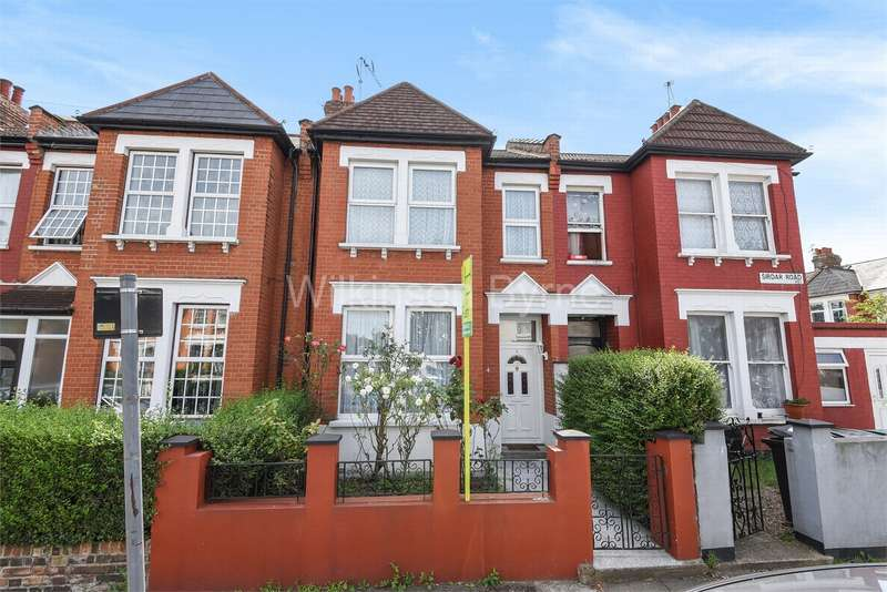 3 Bedrooms Terraced House for sale in Sirdar Road, Wood Green
